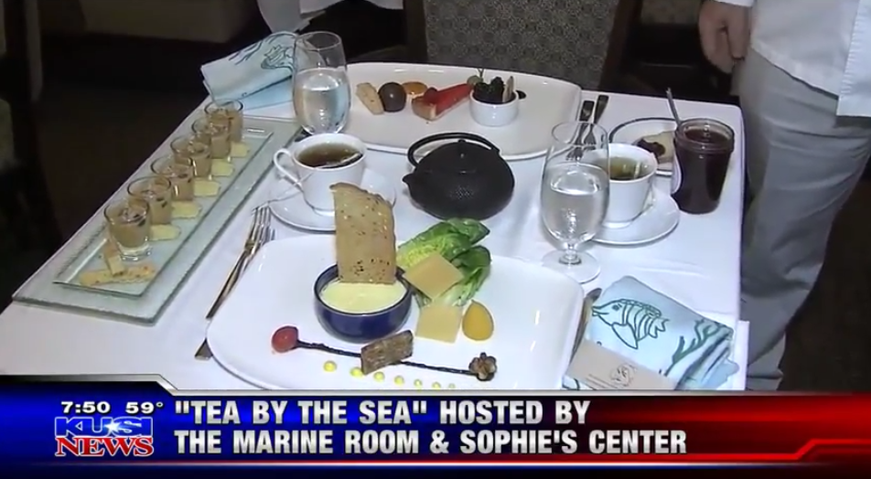 Tea by the Sea event Preview KUSI